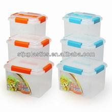6L/10L/15L See through plastic storage box