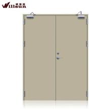 Metal Double Door Exterior Security Door for Entrance