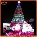 commerciale pvc 2014 esterno struttura in metallo albero di natale 8m 10m 2m 15m