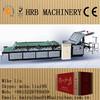2014 advanced semi automatic flute lamination machine