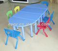 2015 enfants bureau et une chaise, mobilier de jardin, meubles pour enfants