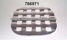 Cast Aluminum Metal Kitchen Trivets