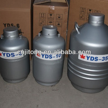 YDS-10 high quality aluminum alloy small capacity Liquid nitrogen containers for semen