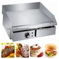 Comercial plancha eléctrica/restaurante equipo de catering bn-818a