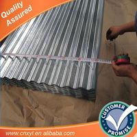 astm galvanized steel sheet roof tiles