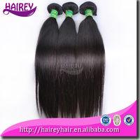wholesele top quality unprocessed virgin peruvian hair glossy staight virgin peruvian hair
