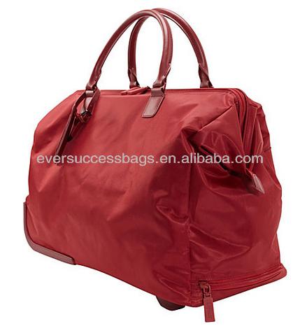2014 New 20'' Travel Trolley Bag Duffel Bag With Trolley