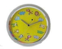 manufacturer supply hot sale crystal shell clock