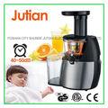 Jt-2013 velocidade lenta açoinoxidável saudável processador de alimentos