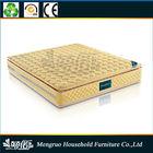 Flexible 3D fabric 3-zone pocket spring mattress