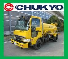 Used Hino KK-FC3JDDA Water Sprinkler Tank Truck <SOLD OUT>