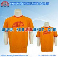 Newly design best popular korean men t-shirt