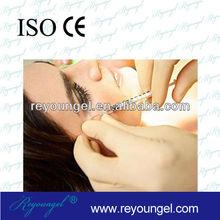 cross-linked HA filler for beauty injection