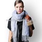 2014 new fashion lady fur shawls