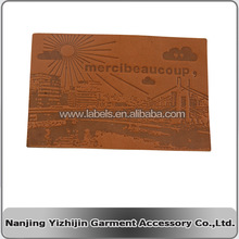 Factory provide all kinds of leather patch