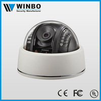CCTV camera wide angle surveillance camera with mobile view