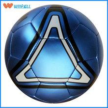 Popular Wholesale football soccer ball/custom print soccer ball