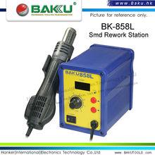 BAKU LED Digital hot air smd rework station (BK-858L welding equipment )