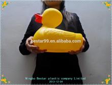 25cm big rubber bath duck/huge rubber bath duck