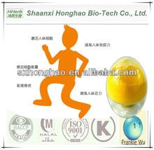 High Purity Bulk Standard 98%-99% coenzyme q10 USP