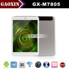 7.85 Inch High Definition Screen Tf Card Slot 4 3 Tablet Pc Android 4 0 3G Gps Wifi