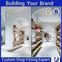 clothing showroom design