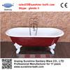 Cheap two person antique cast iron bathtub
