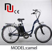 36V 8AH 250W Lead -acid battery bike CE ROHS