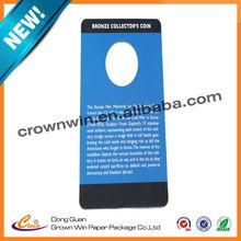 2014 China Dong Guan Custom Index Paper Cards Printing