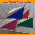 cor e plexiglass transparente folha acrílica de pmma painéis perspex