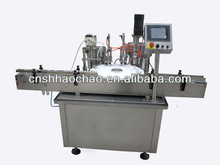 Automatic Eyedrop bottle Filling Capping machine,electronic cigarette ,essential oil filler