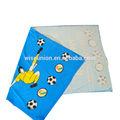 la publicidad de la marca de diseño de logotipo tailor hacer deporte toallas de baño