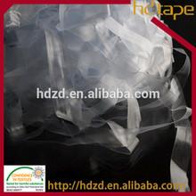 oeko-tex 100 lingerie strap clear elastic tpu tape
