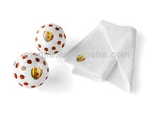 2014 new popular product compressed cotton towel of china manufacturer