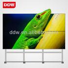 55 inch Samsung seamless video wall 5.3mm ultra slim bezel lcd tv walls