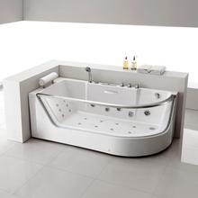 FC-254, glass whirlpool bathtub price