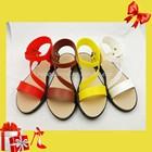 2014 New Wedges Lady Fashion Latest Ladies Sandal Shoes Designs