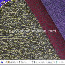 100% yangbuck pu synthetic leather