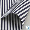 100 cotton stripe fabric for pants/dress/t-shirt