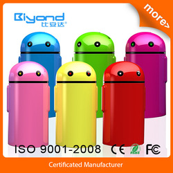 2014 new design Android power bank mobile phone accessory
