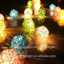 led christmas light ball ,led christmas street light, led string fairy lights christma 1100v CE & RoHS certificated