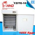 Eccellenti prestazioni 1056 uova di miglior prezzo uovo di quaglia incubatore per la vendita yzite- 10