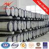 11kv wooden electrical poles 1200dan hot dip galvanized