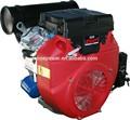 20hp ar- a gasolina de refrigeração twin- cilindro motor lombardini