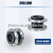 nbr flange type rubber expansion joint bellows
