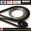 Motorcycle Sprocket Chain Set,Bicycle Sprockets And Chains,Roller Chain Sprockets