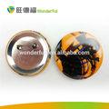 Chers tin button badge avec le logo imprimé/gros bouton tin badge/badge bouton personnalisé