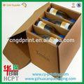promocionais impressão cmyk licor embalagem caixa ondulada