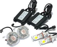 Highpower CANBUS 12v H4/H7/H8/H11/9005/9006 50w 3600 lumen led headlight for auto,50w 3600 lumen h7 led headlight