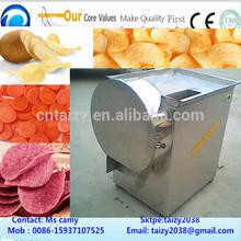 Most thin slice sweet potato slicer/potato slicer machine/electric potato chip slicer